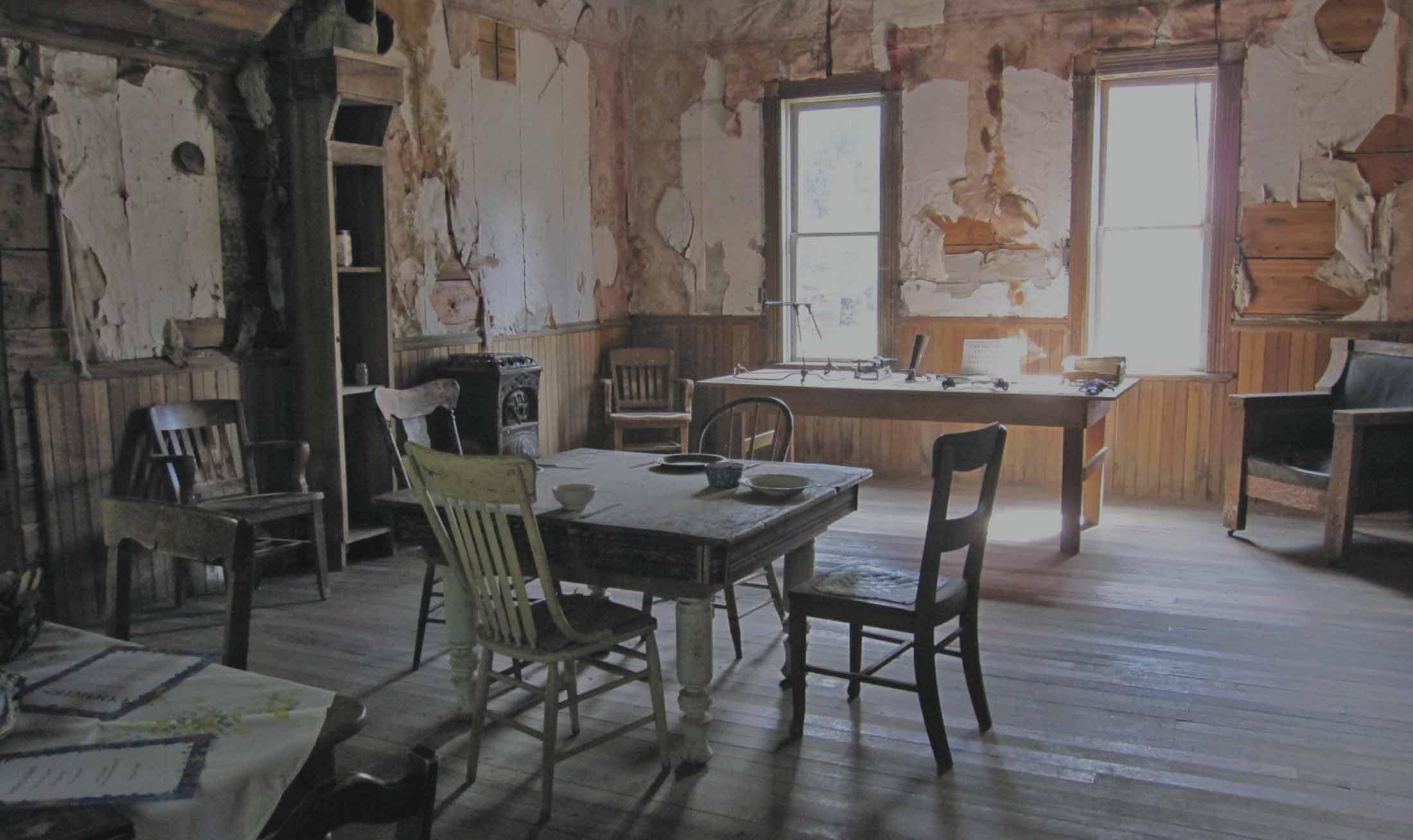 Garnet Ghost Town Montana S Best Preserved Missoula